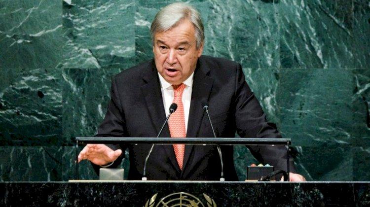 "Covid-19: Guterres evoca ""tarefa fundamental"" dos jornalistas durante a pandemia"