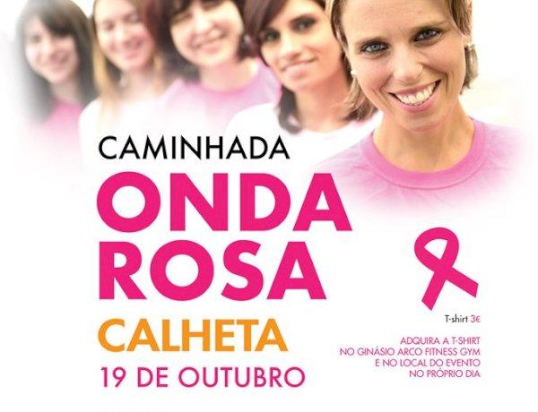 Caminhada Onda Rosa Calheta é já no próximo sábado