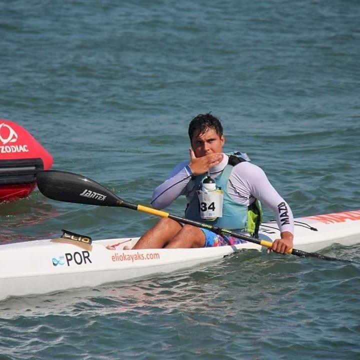 Calhetense Bernardo Pereira convocado para o Campeonato Do Mundo de Canoagem de Mar